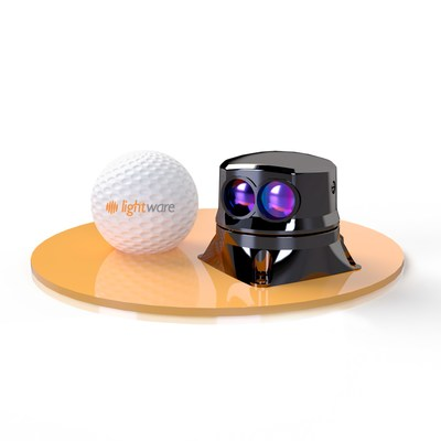 LightWare LiDAR's SF45 is the world's smallest scanning microLiDAR(TM). Weighing in at only 59g this award-winning laser sensor gives autonomous vehicles (like drones) and robots the gift of sight. Eyes on machines result in better navigation, improved safety and fewer crashes.