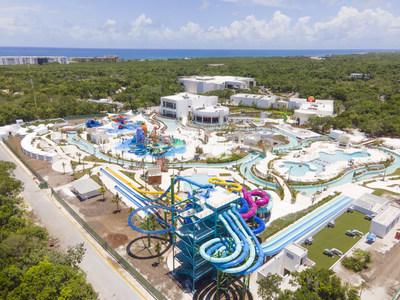 Nickelodeon Hotels & Resorts Riviera Maya Aqua Nick overview